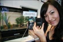 Samsung pile combustible eau