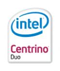 Intel centrino Duo logo