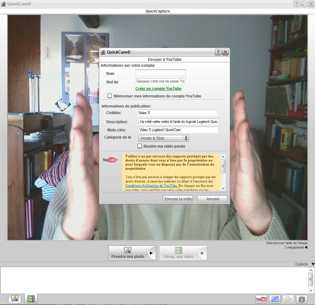 logitech v-ubc40 téléchargement de logiciels
