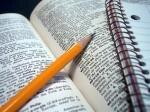 école élève crayon style livre cahier enseignant l
