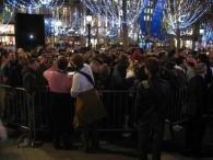 soirée lancement iPhone Champs Elysées