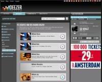 Deezer Radios
