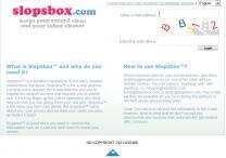 Slopsbox pirate bay