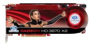 Radeon 3870 X2 Sapphire