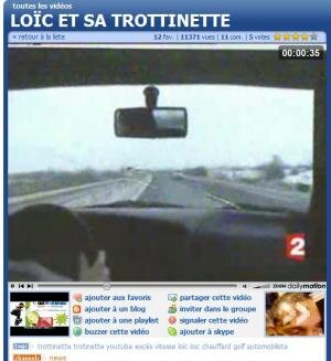 loic video voiture