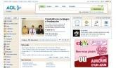 AOL page d'accueil
