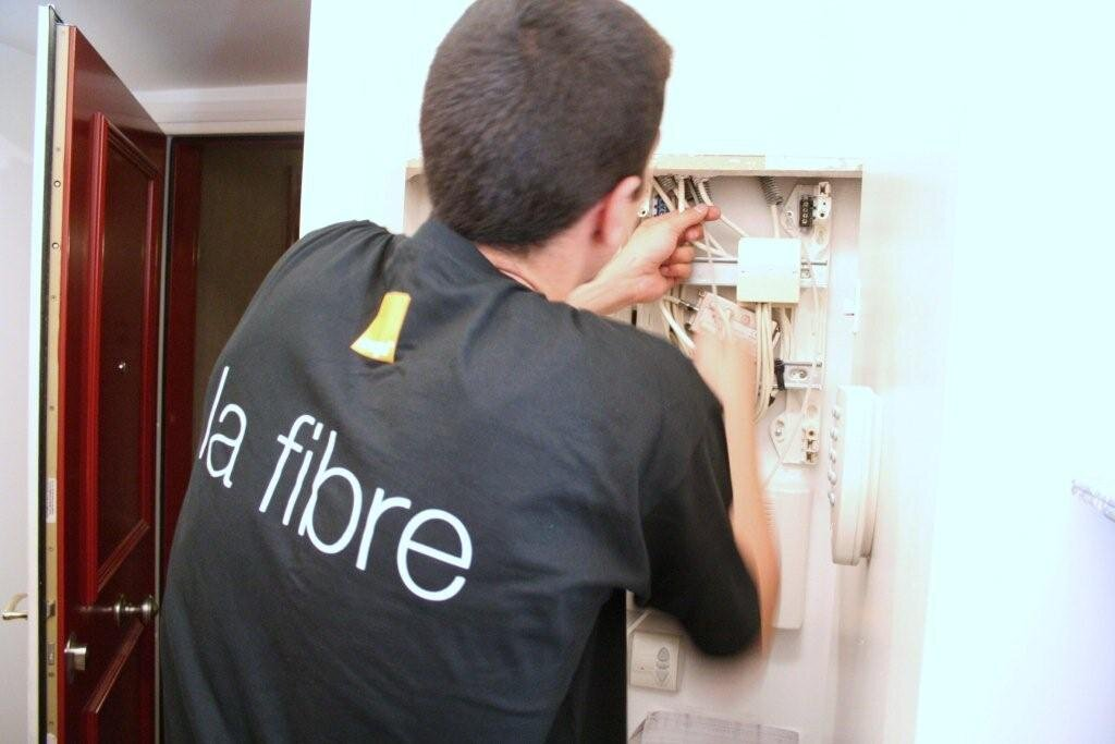 Fibre optique le march de france t l com examin au fond - Fibre optique en france ...