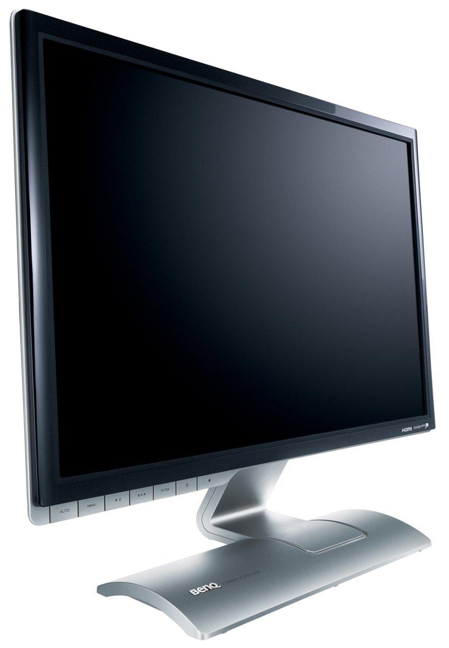 Benq d voile un nouvel cran lcd 24 pouces haut de gamme for Ecran pc haut de gamme