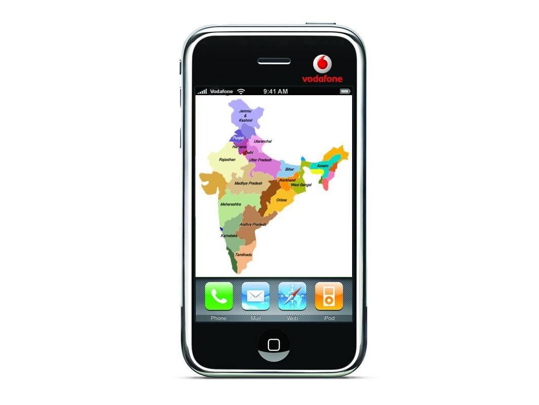 Vente A Vodafone Iphone