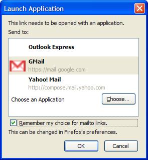 gmail firefox
