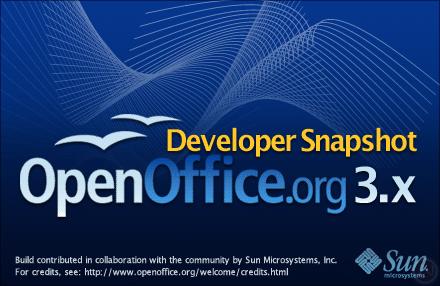 Sortie de openoffice 3 1 en version fran aise - Correcteur orthographique open office ...