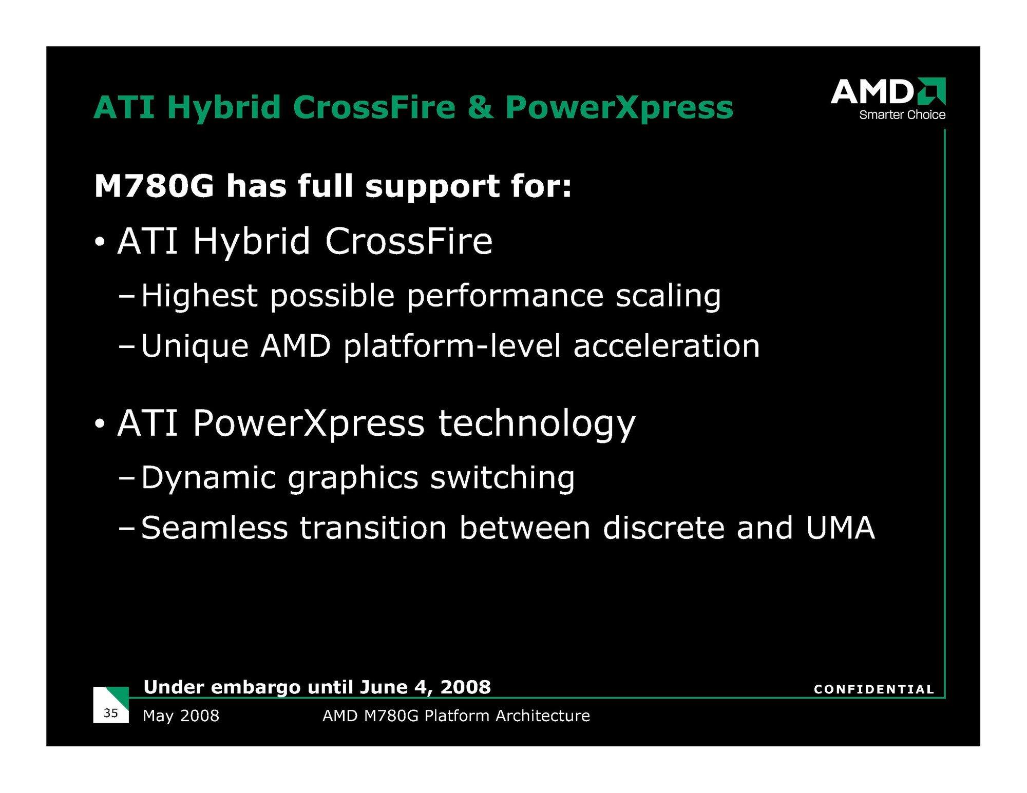 Next INpact - AMD annonce sa plate-forme Puma : révolution ? (Page 3)
