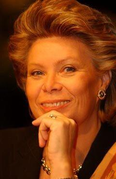 Viviane Reding commissaire européenne