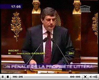 Jean-Louis Gagnaire 22 septembre 2009