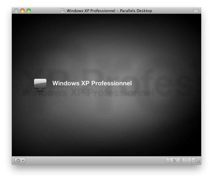 Parallels desktop 5 la virtualisation sur mac monte d 39 un for Reduire fenetre mac