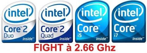 archive  test comparatif cgu intel architecture