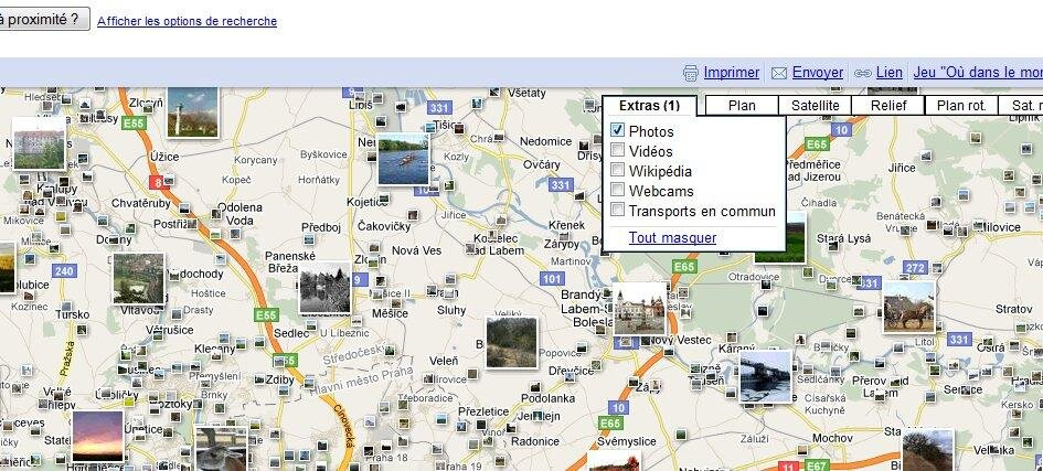 Microsoft Street View