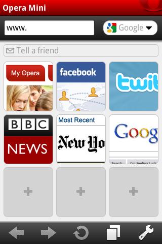 Opera Mobile 10 et Opera Mini 5 en versions finales