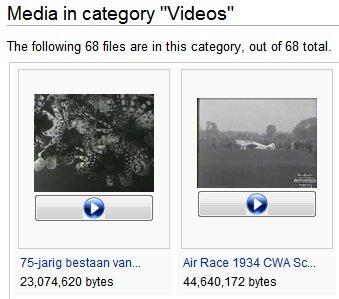 videos wikipedia