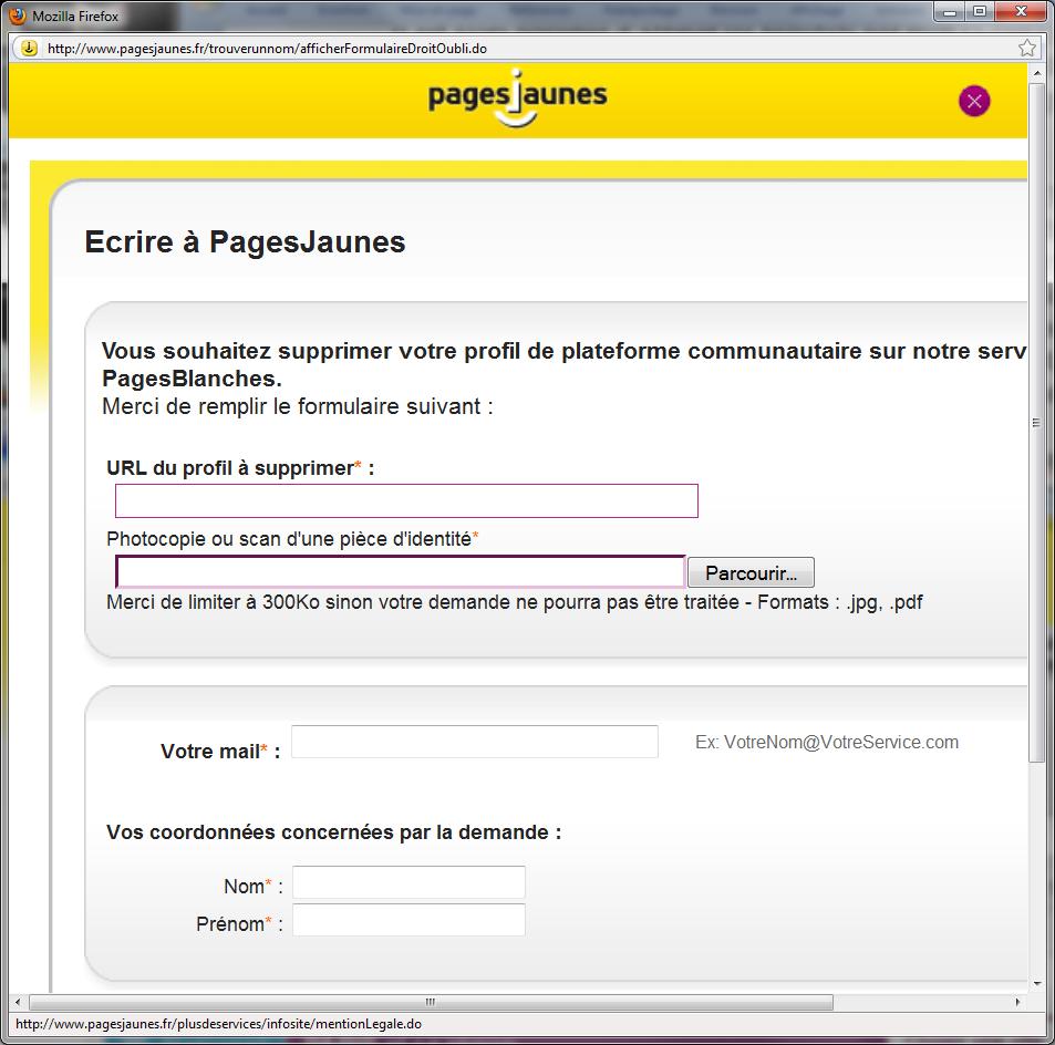 Annuaire inverse gratuit pages blanches france telecom for Recherche jardinier particulier