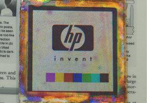 HP Display