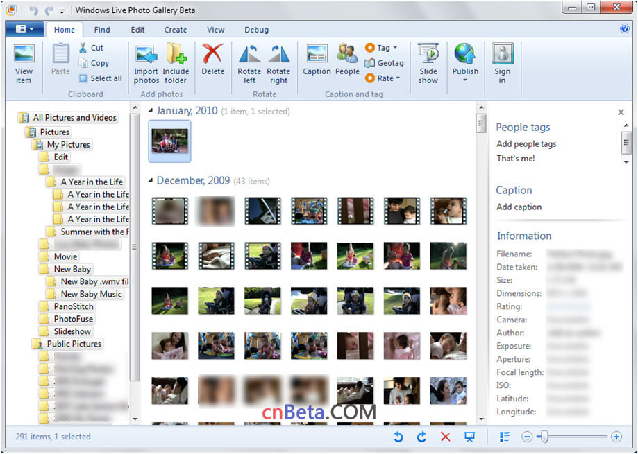 Windows Photo Gallery, free download. An easy image editor and image viewer integrated with  Windows with face recognition and photo managementThe review for Windows Photo Gallery has not been completed yet, but it was tested by an editor here on a PC and a list of features has been...