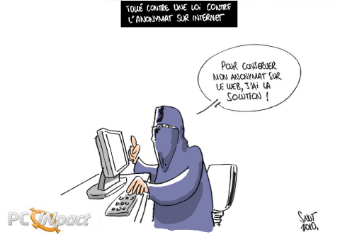 loi anonymat internet