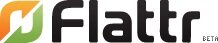 flattr logo beta