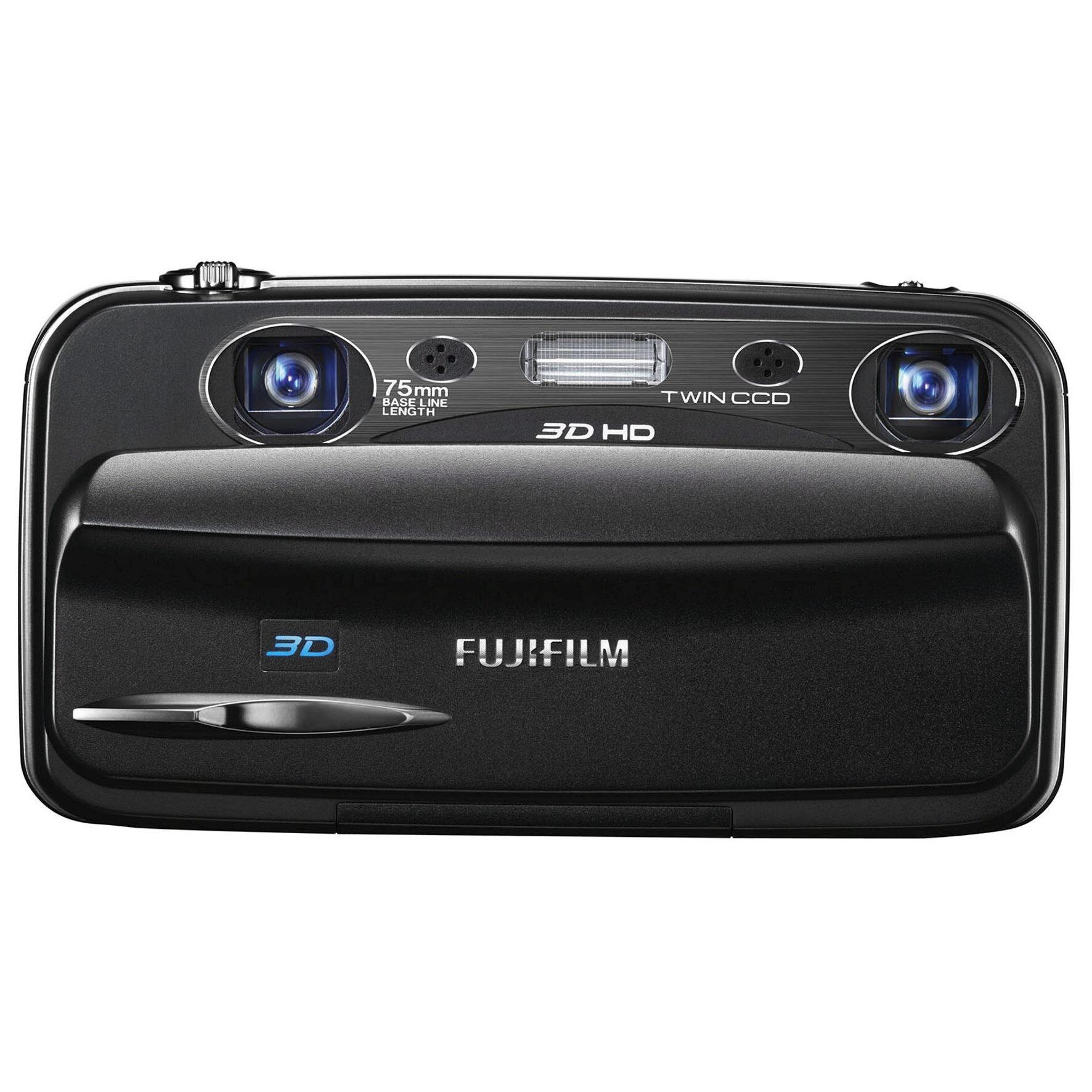 Fujifilm annonce son apn finepix real 3d w3 avec vid o 3d for Fujifilm finepix s prix