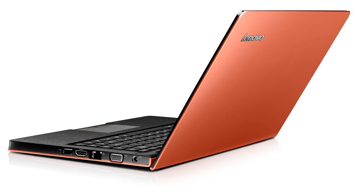 "Lenovo IdeaPad U260 : 12.5"", un nouveau format de portable"