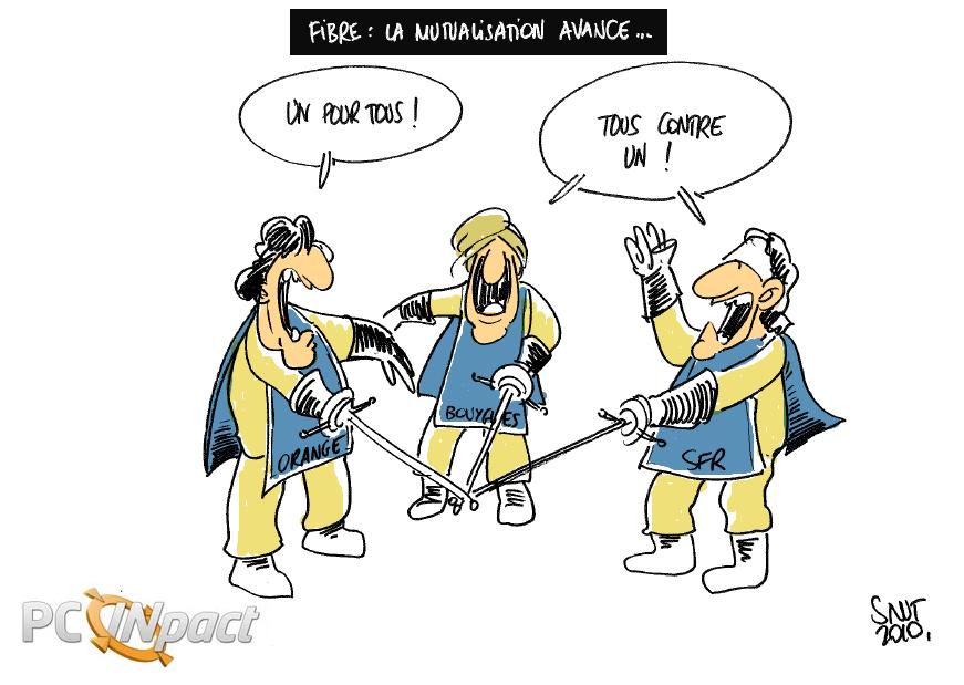 Villes Fibrees En Ile De France