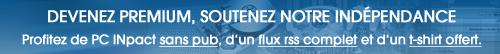 Bannière Logo Premium
