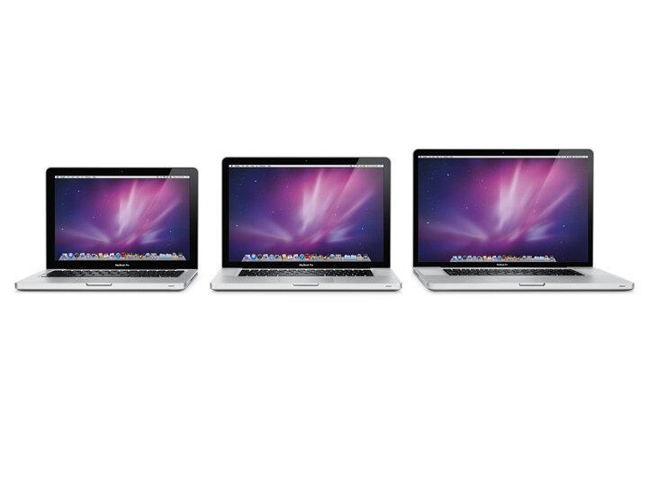 apple renouvelle ses macbook pro avec sandy bridge. Black Bedroom Furniture Sets. Home Design Ideas