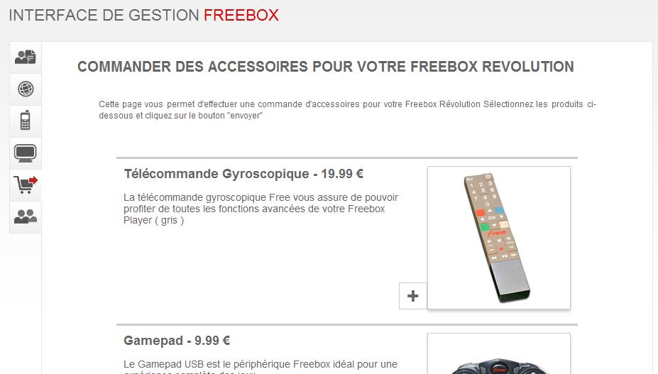 free la boutique pour la freebox v6 est ouverte. Black Bedroom Furniture Sets. Home Design Ideas