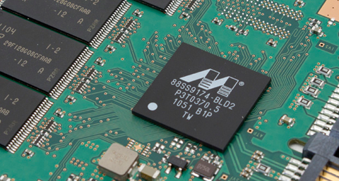 Marvell controleur M4 Crucial SSD