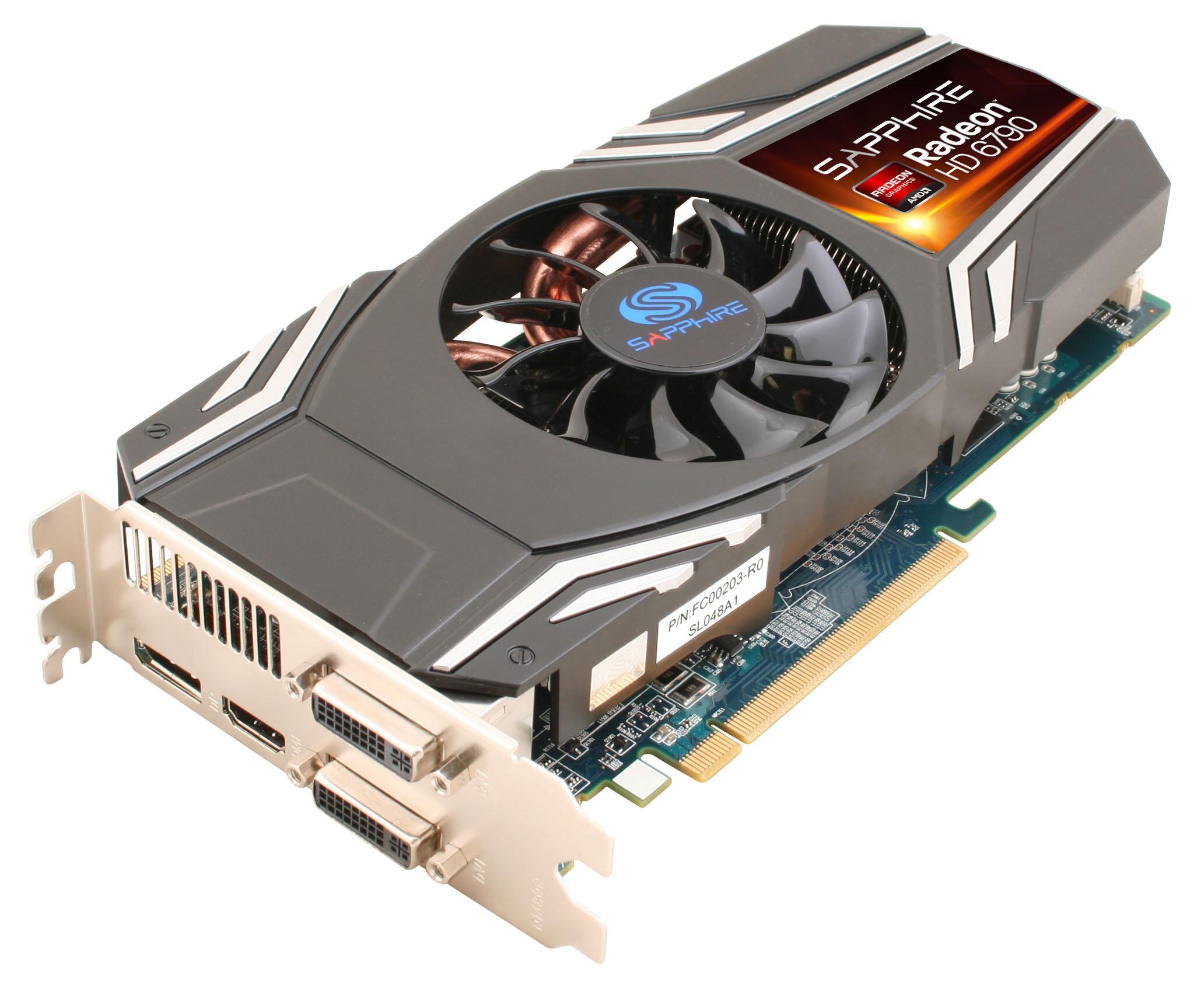 AMD : un nouveau pilote Linux pour la Radeon HD 6790