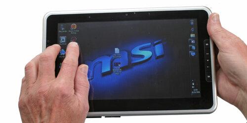 MSI Tablette WindPad W100