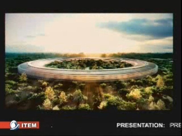 Apple pr sente son mothership le nouveau campus cupertino for Novembre arredamenti copertino