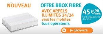Fibre Optique Bbox
