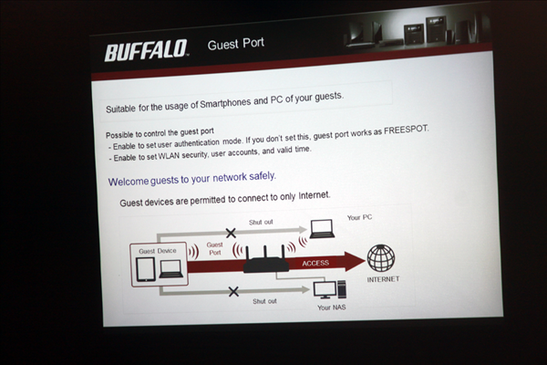 Buffalo conference Wi-Fi 802.11ac