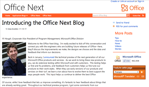 office next 2013