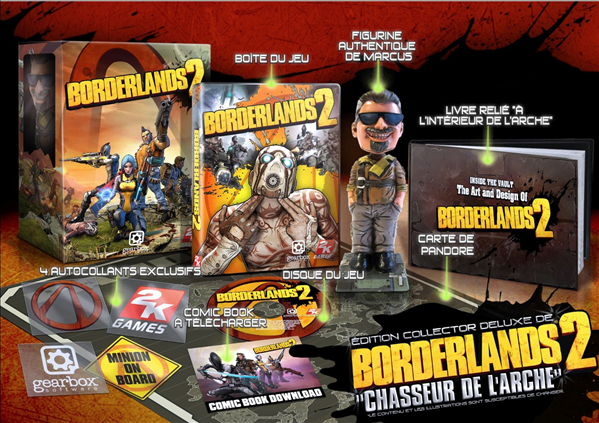 Borderlands 2 Collector