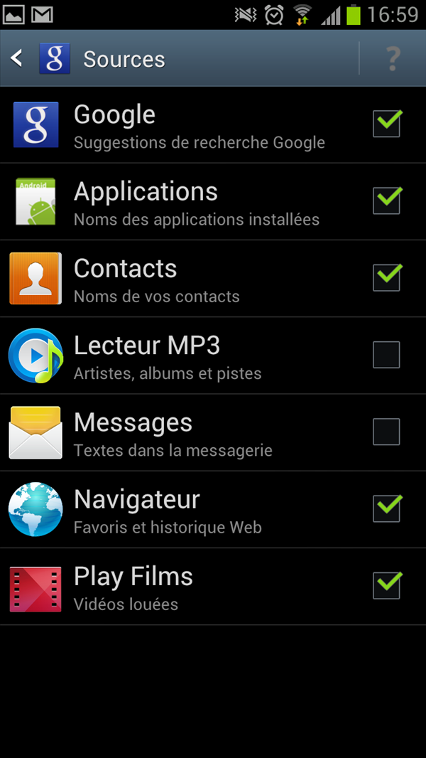 Galaxy SIII Android 4.0.4 capture
