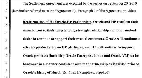oracle hp arstechnica