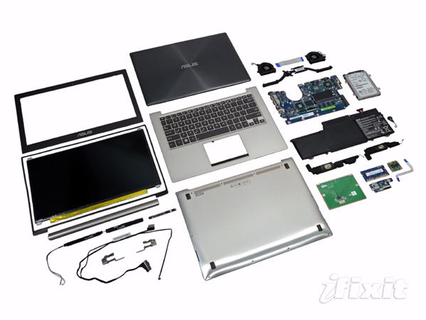 UX32VD iFixit