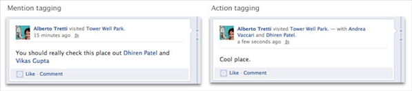 Facebook Tag Developper