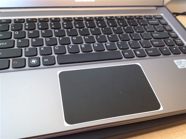 Synpatics ForcePad