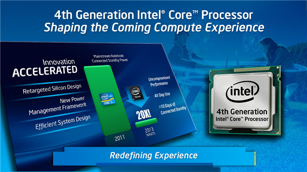 Intel IDF Day 1 Keynote Slides