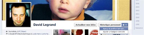 Facebook Bugs Détails