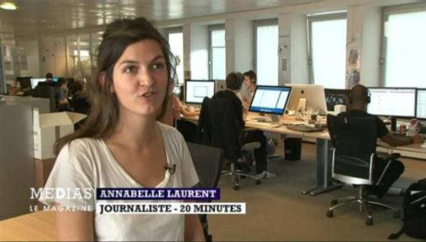 Annabelle Laurent Facebook France 5